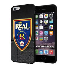 "Soccer MLS REAL SALT LAKE SOCCER CLUB FOOTBALL FC Logo, Cool iPhone 6 Plus (6+ , 5.5"") Smartphone Case Cover Collector iphone TPU Rubber Case Black Phoneaholic http://www.amazon.com/dp/B00WPQA3EK/ref=cm_sw_r_pi_dp_74Spvb1SZ9V0Q"