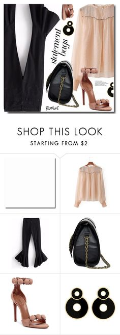 """""""Statement Bags"""" by soks on Polyvore featuring Alaïa and statementbags"""