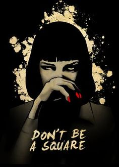 Pulp Fiction Classic movies poster prints by Eden Design Kill Bill, Eden Design, Mia Wallace, Non Plus Ultra, Grunge, Poster Making, Print Artist, Pulp Fiction, Cool Artwork