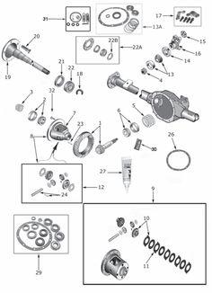 Jeep YJ parking brake diagram (OIIIIIO) Jeep Mods