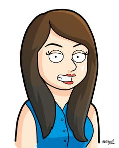 melcasipit: draw you on family guy style for $5, on fiverr.com