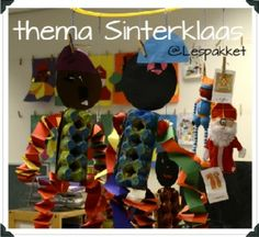 thema sinterklaas - Lespakket