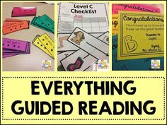 Hello, friends!  I'll be doing a series of several posts this week all about Guided Reading!  Today's post is all about how Guided Reading works in my first grade classroom!  I hope you find this post