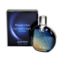 Van Cleef & Arpels Midnight In Paris eau de parfum for men Sample | beautyspin.com