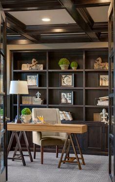 Trendy Home Office Decor Male Ideas Office Interior Design, Office Interiors, Home Interior, Home Staging, Home Office Space, Home Office Decor, Home Decor, Office Ideas, Masculine Home Offices