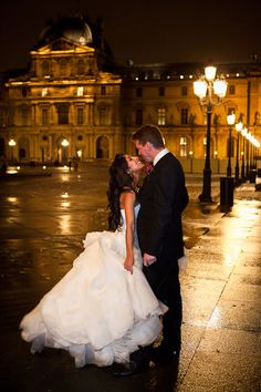 Inspired Design: Happily Ever After: Dreamy Paris Wedding