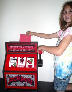 slot machine theme party - Bing Images