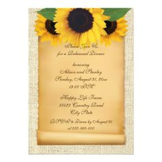 >>>Hello          Sunflowers scroll, burlap wedding rehearsal dinner custom invite           Sunflowers scroll, burlap wedding rehearsal dinner custom invite so please read the important details before your purchasing anyway here is the best buyHow to          Sunflowers scroll, burlap wedd...Cleck link More >>> http://www.zazzle.com/sunflowers_scroll_burlap_wedding_rehearsal_dinner_invitation-161182490111154341?rf=238627982471231924&zbar=1&tc=terrest