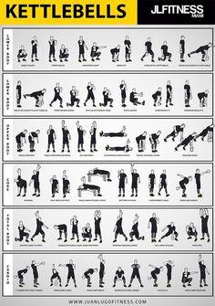 Kettlebell Training, Full Body Kettlebell Workout, Kettlebell Circuit, Boxing Workout, Full Ab Workout, Workout Plans, Workout Ideas, Workout Bodyweight, Plyometric Workout