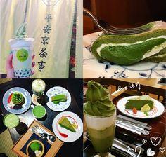 全台熱度最高的抹茶名店狂搜!「雪鹽系抹茶」這個假日就要吃到!!!