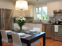 Ready to update your kitchen but don't want to spend a fortune? Be inspired by these stylish yet budget-friendly ideas from fellow HGTV fans.
