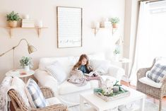 How To Style A Child Friendly Coffee Table — The Sage Haven