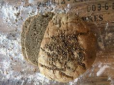 ein schnelles und leckeres Brot vegan oder vegetarisch Vegan Baking, Brot, Kuchen, Food Food, Recipies