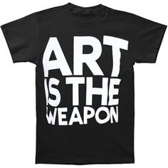 My Chemical Romance Art Is The Weapon top