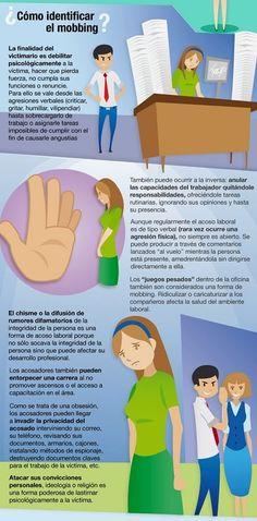MobbingMadrid Como identificar el mobbing o acoso laboral