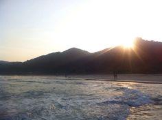 Sunset Praia Branca