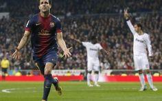 """Cesc Fabregas giura amore: """"Felice al Barcellona"""" #fabregas #barcellona #manunited"""