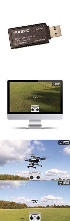 Simulators 171145: Yuneec Q500 Typhoon Uav Pilot Simulator Wi-Fi Usb Stick For Pc Software Dongle -> BUY IT NOW ONLY: $56.04 on eBay!
