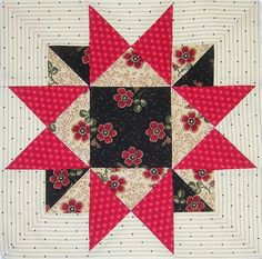 Civil War Quilts: block 1 By CLMT Quilter