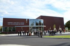 The Winter Visual and Performing Arts Center Dedication Ceremony | Her Campus
