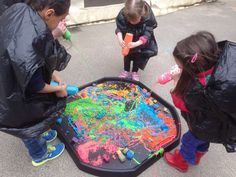 Messy Play!