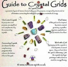 crystal grids for prosperity - Google Search