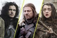 Quiz: Which 'Game of Thrones' Stark are you? Personality Quizzes, New York Post, Tv On The Radio, Jon Snow, Movie Posters, Fictional Characters, Game, Jhon Snow, Film Poster