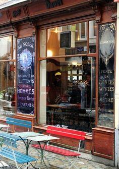 Café Au Soleil | Bruxelles