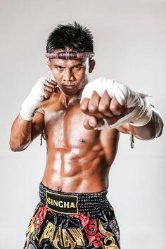 Buakaw pic via Banchamek Gym. Muay Thai, Thai Boxing, Thailand, Tours…