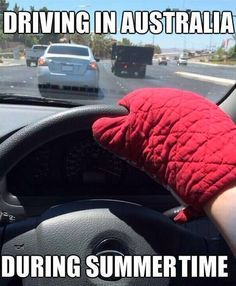 On driving: | 29 Of The Funniest Memes About Australia