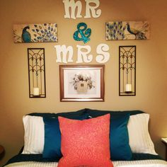 My bedroom! Newly wed escape!