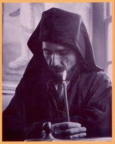 MYSTAGOGY: Monk George, the Hermit of Mount Athos