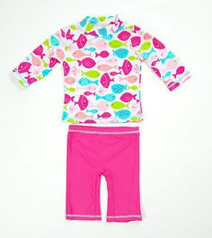 new girls uv sunsafe swimsuit #swimming #costume age #2-7yrs,  View more on the LINK: 	http://www.zeppy.io/product/gb/2/182117480480/
