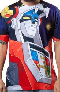 Voltron I/'m Well Built Giant Robot Licensed Adult T-Shirt