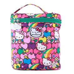 09e2cf1685 Jujube Fuel Cell Hello Kitty Snack Pack Reusable Lunch Bags