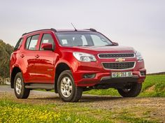 The Chevrolet Trailblazer made its debut in South Africa around[…] Chevrolet Trailblazer, Dream Cars, South Africa, 4x4