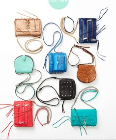 Cusp - On-The-Go Styles from REBECCA MINKOFF