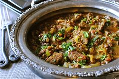 Beef and Lentil Curry