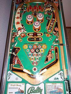 Pinball Machines   Eight Ball Pinball Machine