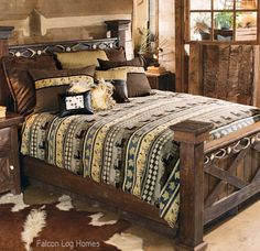 Great Outdoors Cabin Style Bedding