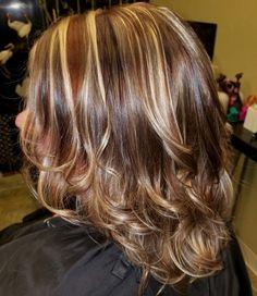 #hairbyheatherhaynes #highlightsandlowlights