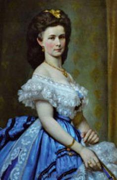 Empress Elizabeth.