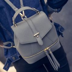 Buy Nautilus Bags Faux Leather Convertible Backpack at YesStyle.com! Quality products at remarkable prices. FREE WORLDWIDE SHIPPING on orders over AU$50.