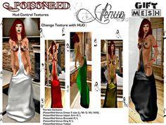 Second Life Marketplace - PoisonRed-Venus Gift Mesh