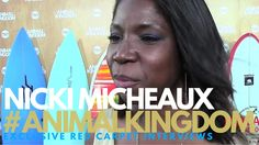 "We talk to @nickimicheaux about her role in TNT's ""Animal Kingdom"" at the Premiere #AnimalKingdom #WeAskMore"