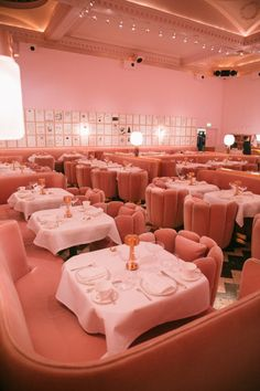 Must have tea in the pink room at Sketch in London!