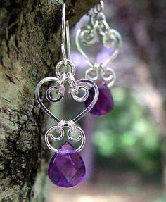 Image Detail for - Beaded chandelier earrings,swarovski, crystal, handmade, gold, silver