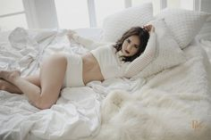 Are you beautiful? Do you feel sexy? When asked these questions, some women would cringe while most would immediately say no. Coleen Garcia, I Am Beautiful, Women Empowerment, Boudoir, Bean Bag Chair, Style Inspiration, Sexy, How To Wear, Photography