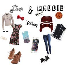 """Liv & Maddie"" by fashionwithmaddie on Polyvore"