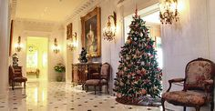 It's beginning to look a lot like Christmas. Holiday decorations liven up any decor.